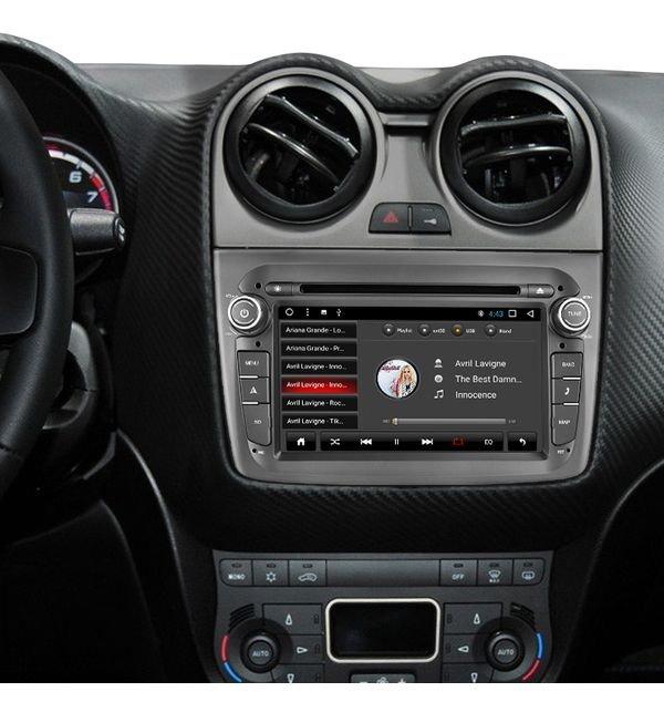Bizzar Alfa Romeo Mito Android 7.1 4core Navigation